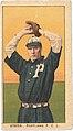 Steen, Portland Team, baseball card portrait LCCN2008677316.jpg