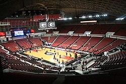 Stegeman Coliseum Wikipedia
