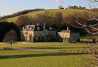 Peter Beckford (hunter) - Stepleton House, Iwerne Steepleton, Dorset