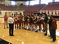Steve Womack with Russellville High School Cyclones 2020 01.jpg