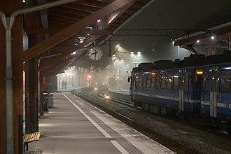 Stockholm East Station - Image: Stockholms östra