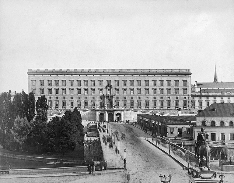 slott i stockholms närhet
