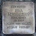 Stolperstein Gangelt Wallstraße 10 Irma Morgenstern.jpg