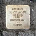 Stolperstein Lichtensteinstraße 2 Henny Arndt.jpg