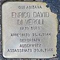 Stolperstein für Enrico David di Veroli (Rom).jpg