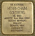 Stolperstein für Henri-Chaim Goldberg (Belley).jpg