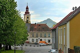 Stráž pod Ralskem Town in Liberec, Czech Republic