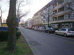 Ziekowstraße in Berlin