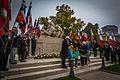 Strasbourg monument aux morts cérémonie Toussaint 2013 19.jpg