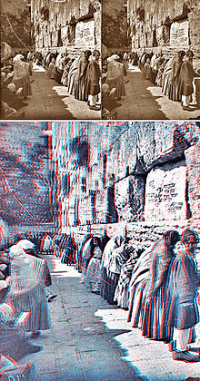 A Stereoscopic Pair Of Images Combined After Coloring One Red And The Other Cyan It Can Be Viewed In 3D By Using Simple Anaglyph Glasses