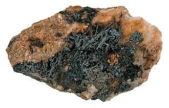 Stromeyerite - Image: Stromeyerite 352225