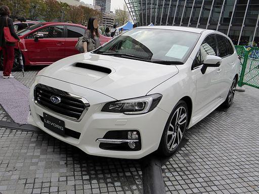 Subaru LEVORG 2.0GT-S EyeSight (VMG) front