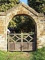Sulgrave church gate - geograph.org.uk - 424375.jpg