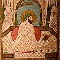 Sultan Ali Adil Shah of Bijapur, India, Hyderabad, 1710, The David Collection, Copenhagen (3) (35599229923).jpg