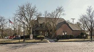 Sunbury, Ohio - Sunbury Admininistration Building