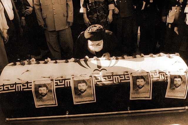 Shirazi funeral