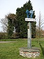 Sustead - village sign - geograph.org.uk - 715011.jpg