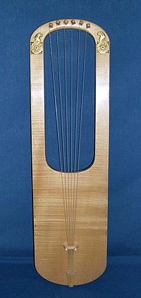 Sutton Hoo lyre (reconstruction).jpg