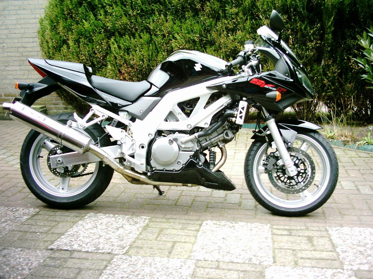 Suzuki SV 650 - Wikipedia
