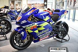 Suzuki GSV-R