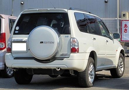 Suzuki Vitara - Wikiwand