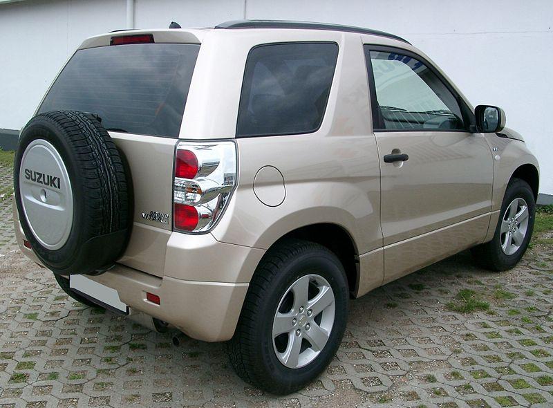 Suzuki Sidekick Parts