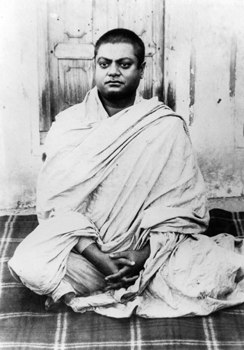 Swami Vivekananda in Belur Math 19 June 1899