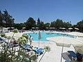 Swimming pool, Hotel Montechoro, Albufeira, 24 July 2016.JPG