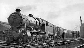 GWR 4700 Class - No. 4707 at Swindon Works 25 April 1954