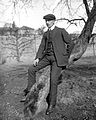 Sydney Harold Smith sat on tree YORYM-S498.jpg