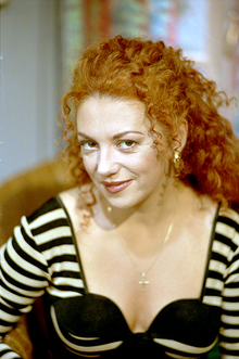 Sylvia Millecam in 1995