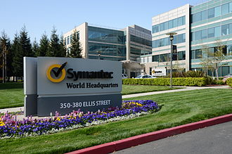 Symantec - Symantec headquarters in Mountain View, California