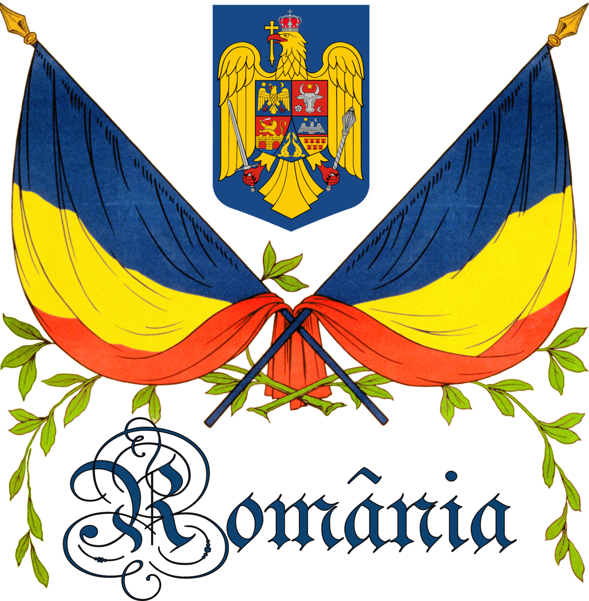 National Symbols Of Romania Wikipedia