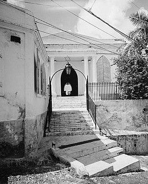 St. Thomas Synagogue - St. Thomas Synagogue