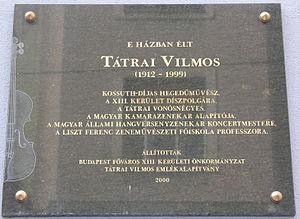 photo: plaque commémorative