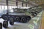 T-44A Medium Tank '136' (37662332071).jpg