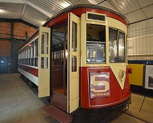 National Capital Trolley Museum - Image: TARS 678 20120810