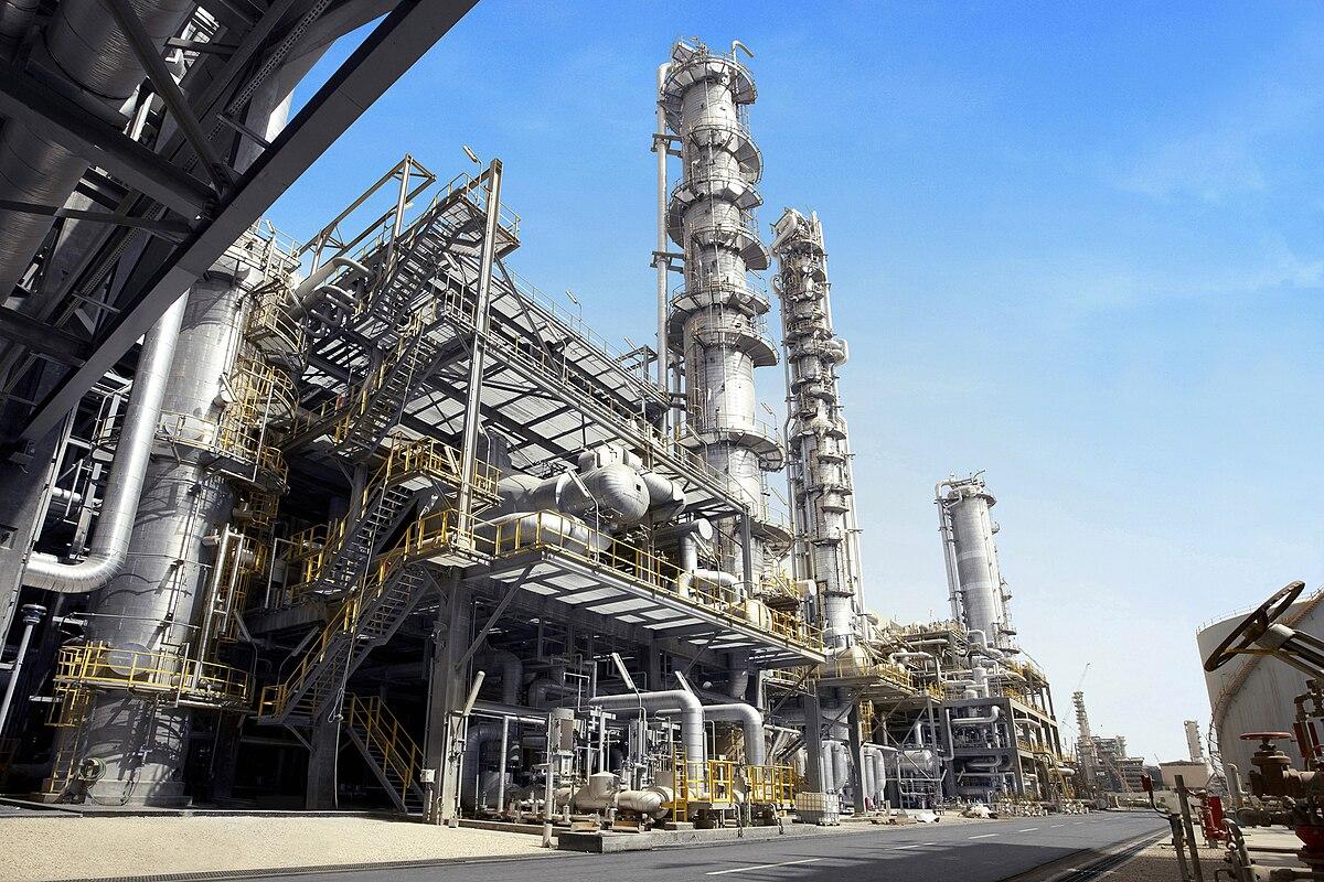 Petrochemical - Wikipedia