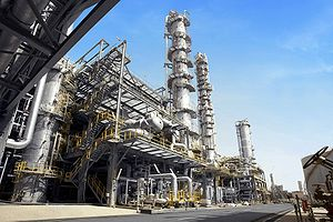Petrochemical - Petrochemical plant in the Kingdom of Saudi Arabia