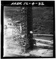 TOWER CRANE LOWERING SWING ARM 9. - Mobile Launcher One, Kennedy Space Center, Titusville, Brevard County, FL HAER FLA,5-TIVI.V,1-32.tif