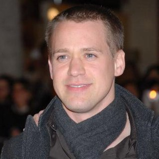 T. R. Knight American actor