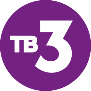 TV-3 (Russia) - Image: TV 3 logo (2015)