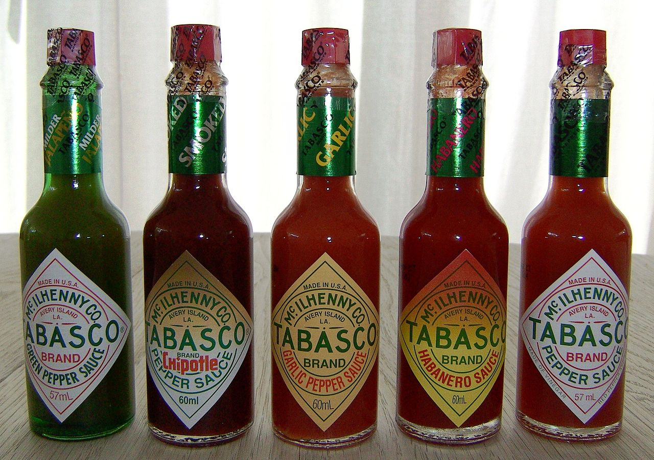 Tobasco Hot Sauce Tour