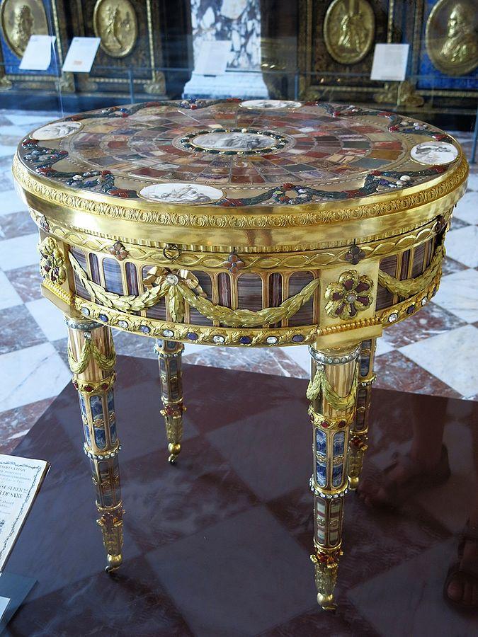 Table de Teschen