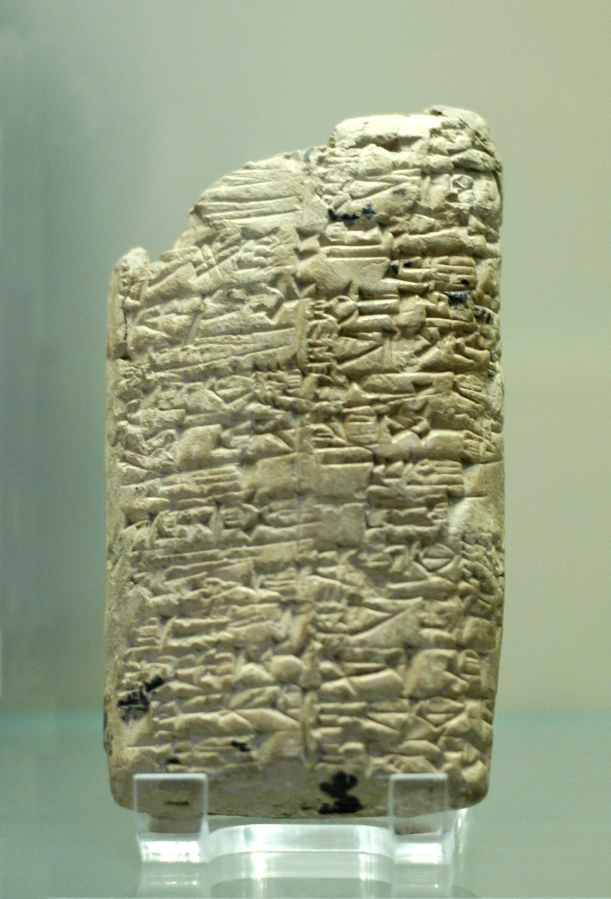 Clay tablet - Wikipedia