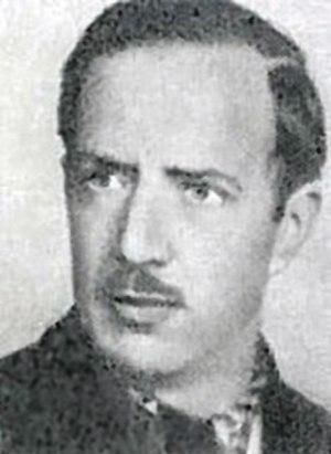 Bureau of Information and Propaganda - Tadeusz Żenczykowski