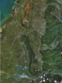 Taichung Basin on Worldwind.png