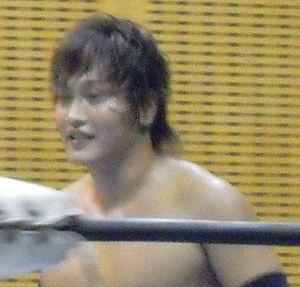 Taishi Takizawa - Takizawa in August 2010.