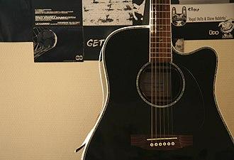 Takamine guitars - EG-361SC model