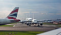 Take off queue, Heathrow, 10 Sept. 2010 - Flickr - PhillipC.jpg